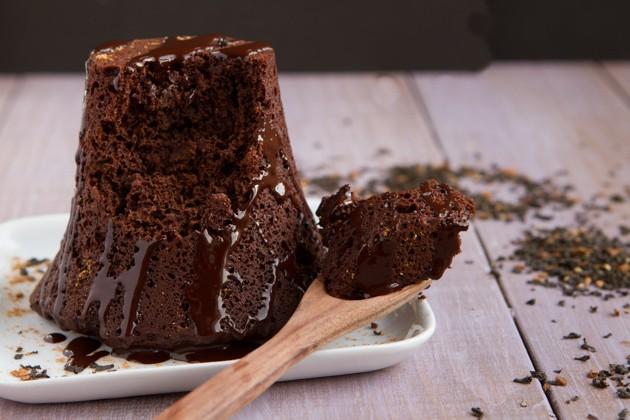 2-Minute Chocolate Chai Mug Cake-6935