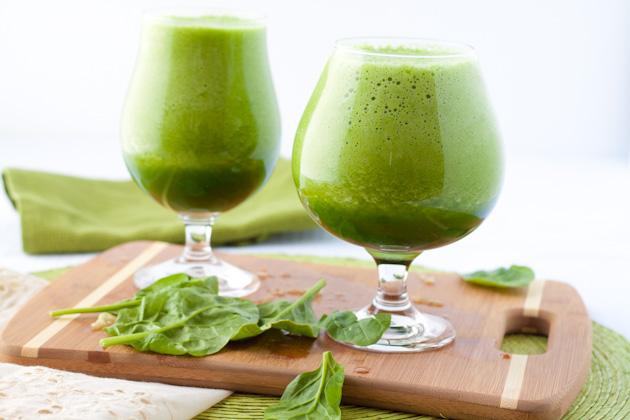 Green Energy Smoothies