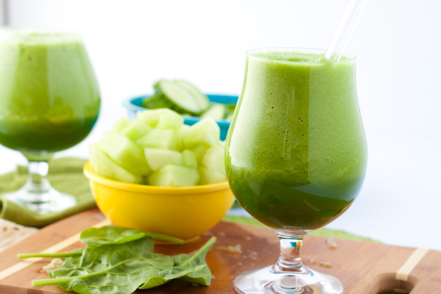 Green Energy Smoothies | Healthful Pursuit