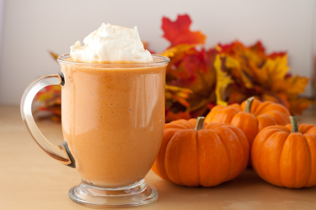 Pumpkin Spice Smoothie | Healthful Pursuit