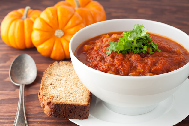 Crock Pot Turkey White Bean Pumpkin Chili Recipes — Dishmaps