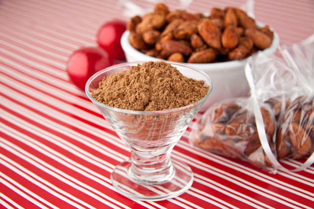 Chai Spice Roasted Almonds with Homemade Chai Spice Mix | Healthful ...