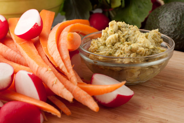 Onion-Veggie-Dip-with-Homemade-Onion-Soup-Mix-10