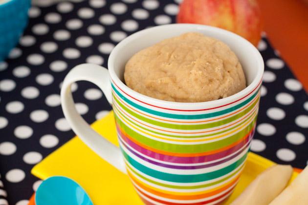Milk Chocolate Almond Flour Egg Microwave