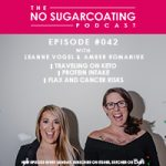 Keto Travel, Protein Powders, and Dangers of Flax #nosguarcoatingpodcast #keto