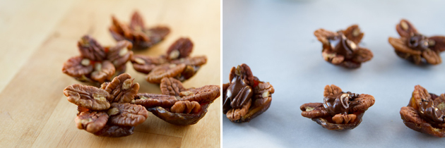 Ingredient Chocolate Turtles | Healthful Pursuit