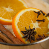 Hot Apple Cider with Superfood Power!