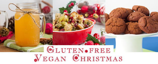 Gluten-free Vegan Christmas Recipes