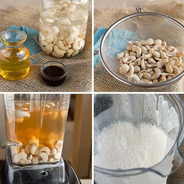 Cleansing Cashew Milk