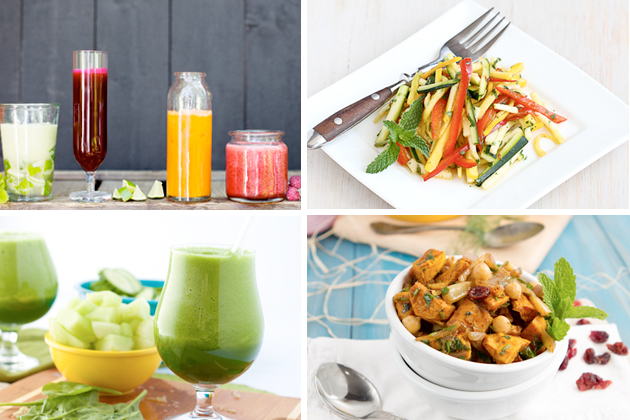 30 Cleansing Vegan Recipes