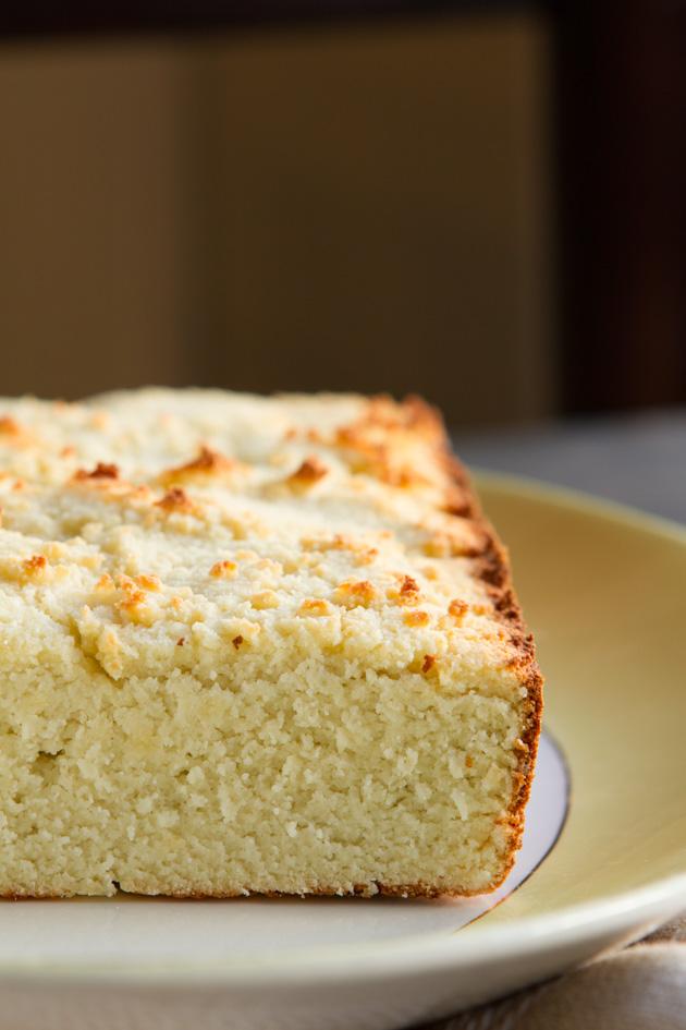 Paleo Coconut Flour Apple Cake