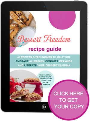Dessert Freedom Recipe Guide