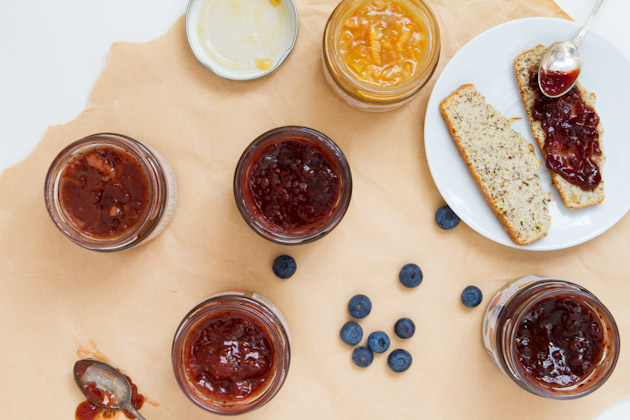 Chia Fruit Spread: Divine Harvest