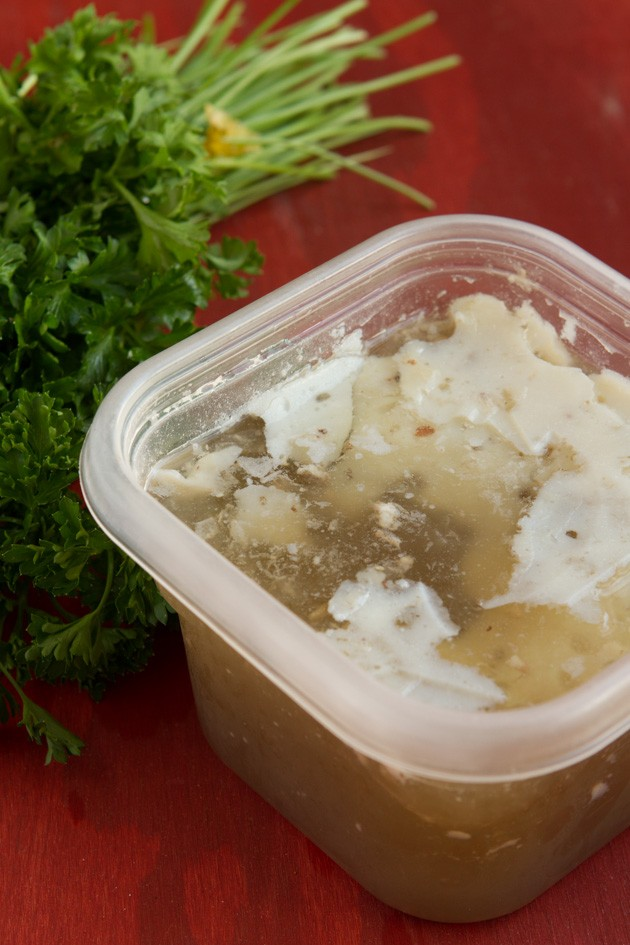 Fat Bomb Roasted Vegetable Hamburger Soup-3922