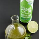 Cilantro Lime Salad Dressing #lowcarb #keto #vegan #paleo #sugarfree