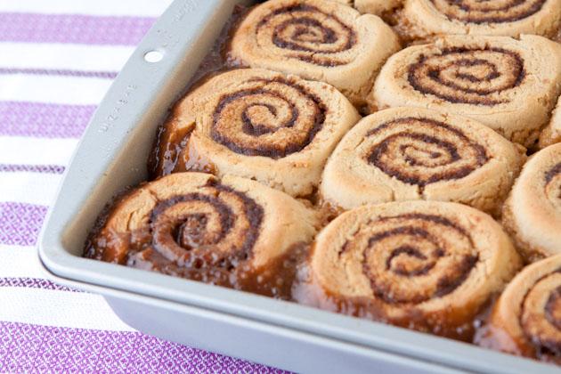 Gluten-free Cinnamon Buns 2.0   Healthful Pursuit