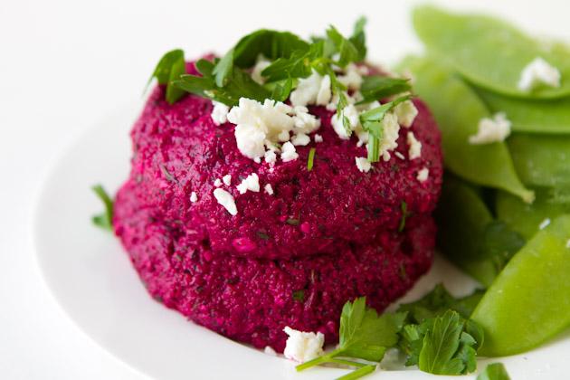 Vegetarian Pink Pate