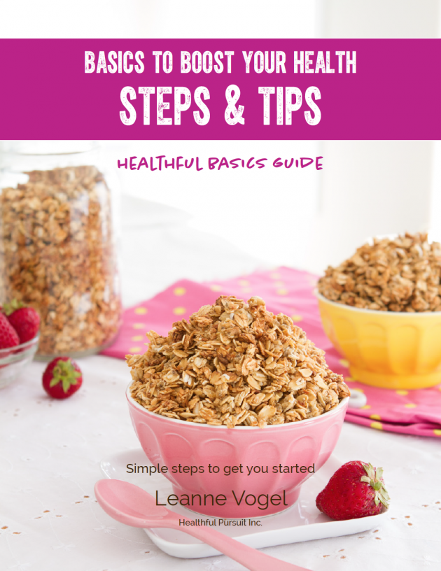 HEALTHFUL BASICS COVER