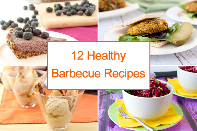 Healthy Barbecue Recipes