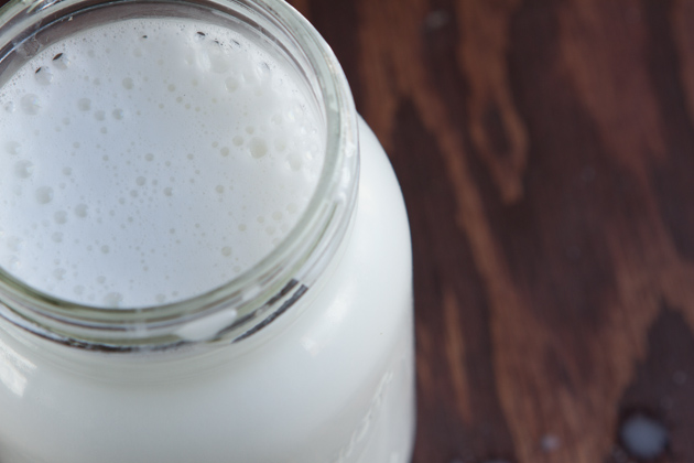 Homemade Coconut Milk Using Shredded Coconut