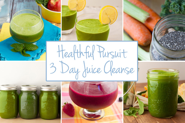 3 Day Juice Cleanse Starts Tomorrow!