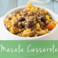 Masala-Casserole