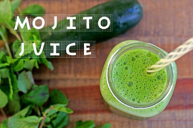 Mojito Green Juice630