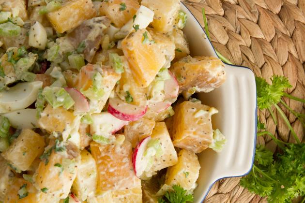No Potatoes Potato Salad-9720