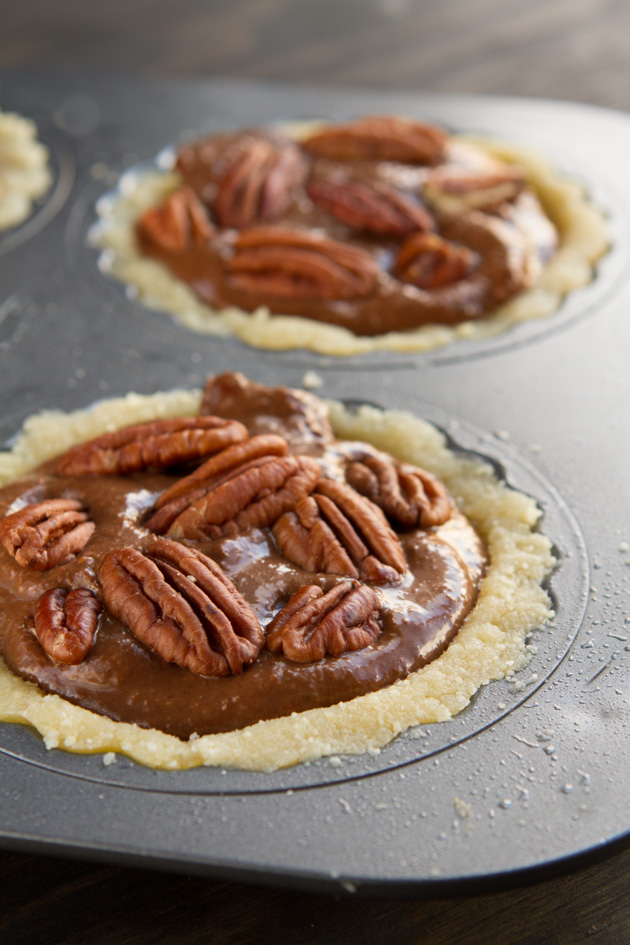 Chocolate Pecan Pie Paleo