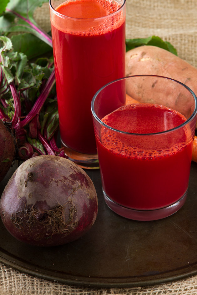Pink Lady Carrot Juice