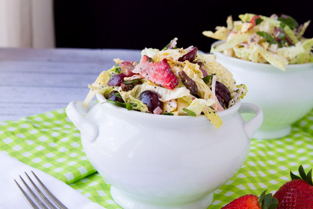 Poppyseed Strawberry Coleslaw (13)