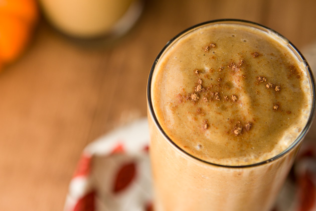 Pumpkin Chai Smoothie for Two (57)