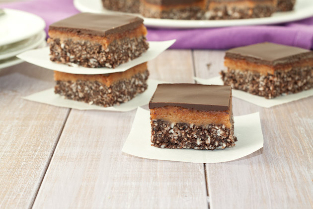 Raw Vegan Nanaimo Bars (6)