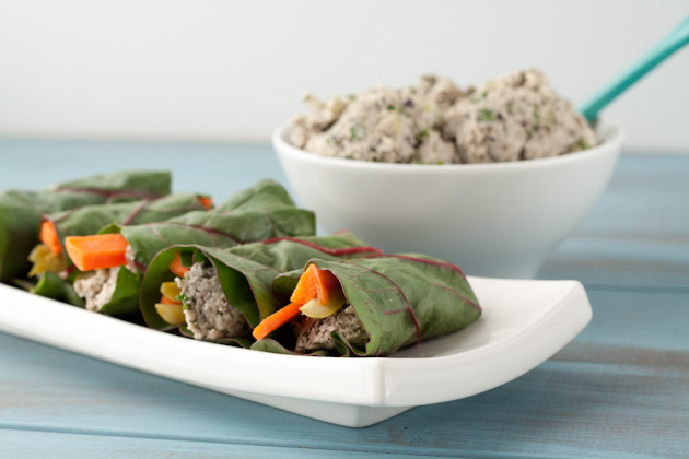 Raw and Vegan Tuna Salad (3)