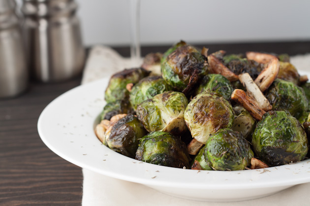 Roasted Brussel Sprouts (20)