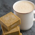 Rocket Fuel Latte Blocks #gelatin #collagen #lowcarb #paleo #keto #highfat