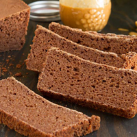 Sandwich Bread (Gluten-free, Egg-free, Oil-free)