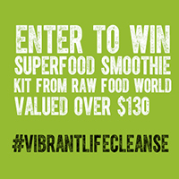 Thumbnail image for Win a Superfood Smoothie Kit Valued over $130