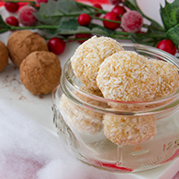 Snowballs Recipe Kit Giveaway
