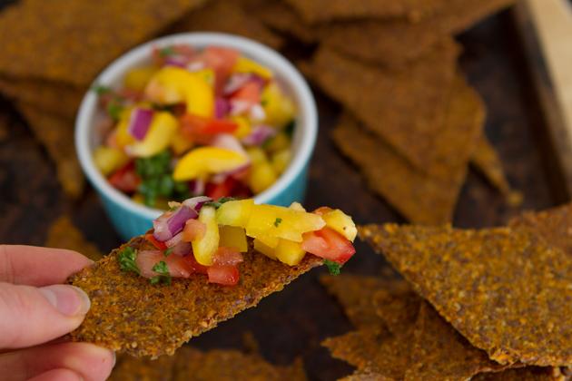 Sweet Potato Chili Tortilla Chips-8170