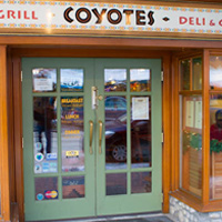 Coyotes Southwestern Grill, Banff