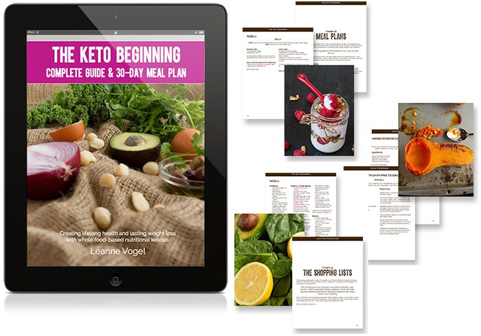 The Keto Beginning: Guide and 30-day Meal Plan to Whole Food-Based Nutritional Ketosis