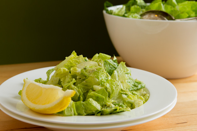 Quick & Easy Vegan Caesar Salad #vegan #paleo #nutfree