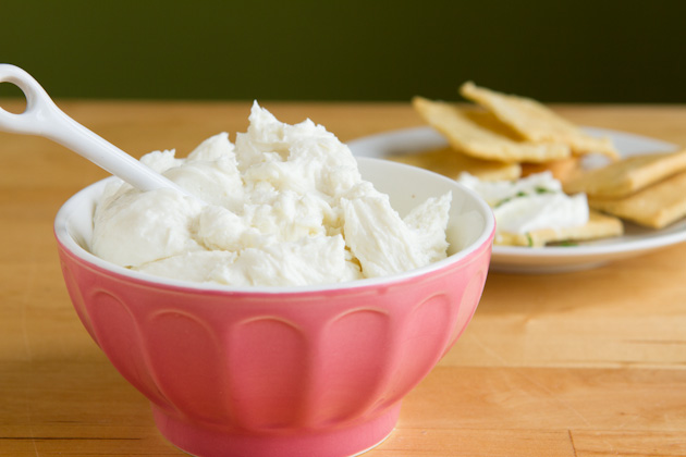 Whipped Feta Spread