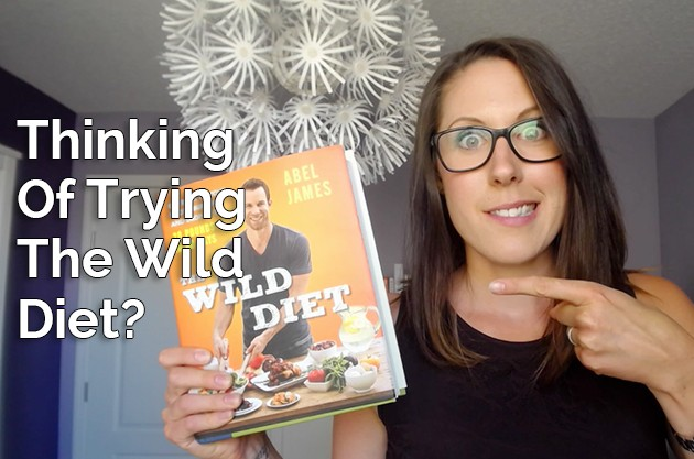 Video: Thinking of Trying The Wild Diet? #lowcarb #highfat #hflc #lchf #paleo