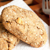 Nutritious and Delicious Apple Fiber Bars
