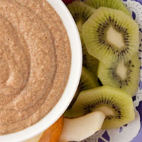 Apple Spice Fruit Dip