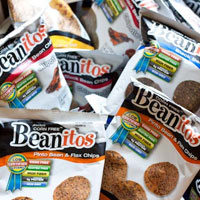 Thumbnail image for GIVEAWAY: 100 Bags of Beanitos Chips