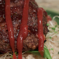 Thumbnail image for Bison and Yak Burgers