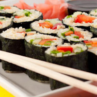 How to make Homemade California Rolls
